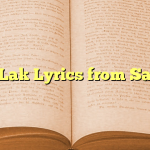 Tung Lak Lyrics from Sarbjit |