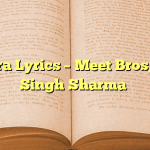 Befikra Lyrics – Meet Bros, Aditi Singh Sharma