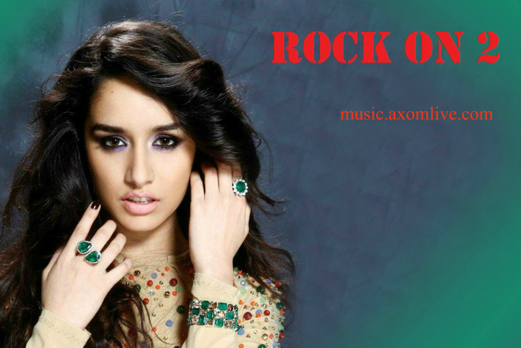 shraddha kapoor in rock on 2 - Music.AxomLive.com